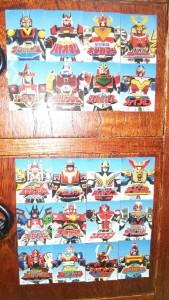 スーパー戦隊ロボ2